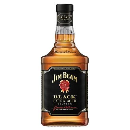 JIM BEAM BLACK EXTRA AGE 1L JIM BEAM BLACK EXTRA AGE 1 LTR