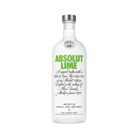 ABSOLUT LIME 700ml ABSOLUT lime 700ml