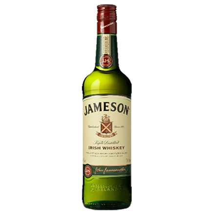 JAMESON 700ml JAMESON 700l