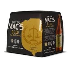 MACS GOLD 12PK BTLS MACS GOLD 12 PK BTL