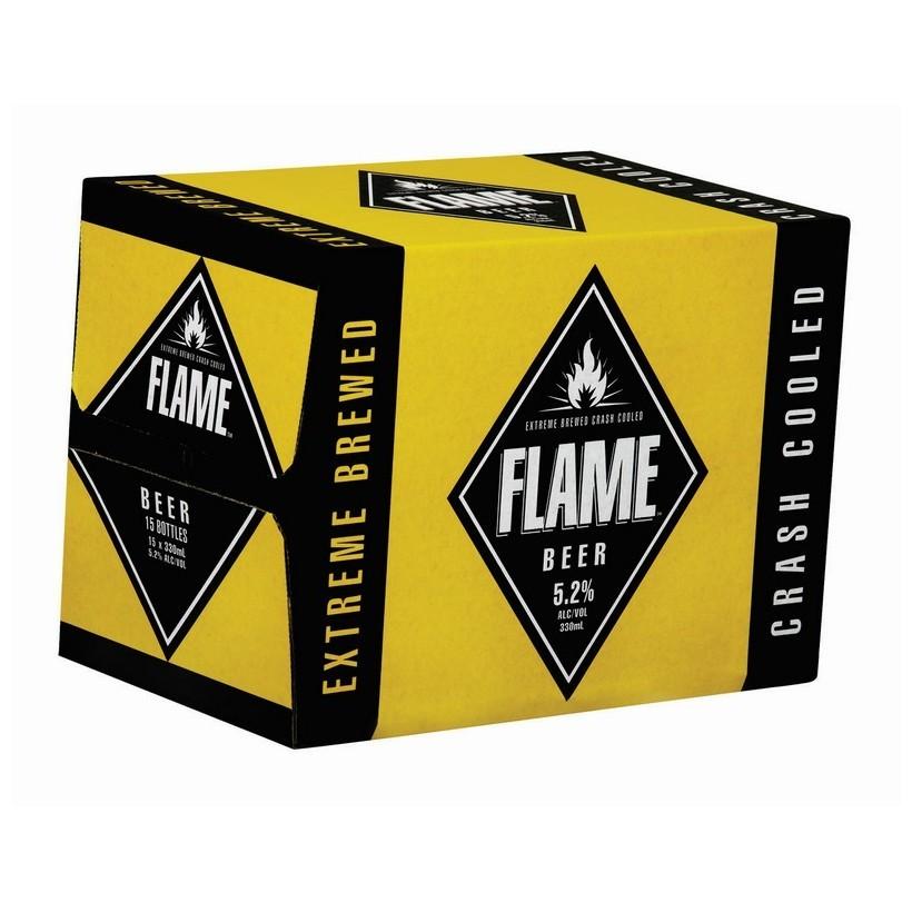 FLAME 15 PK BTLS FLAME 15 PK BTL